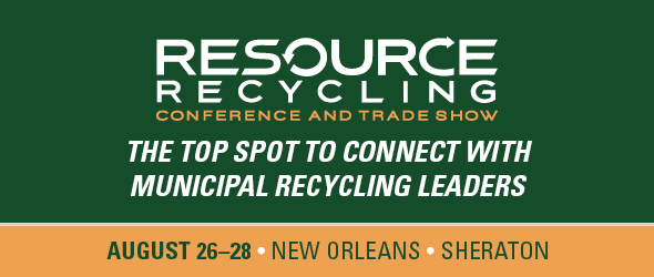 Resource Recycling Conference and Trade Show