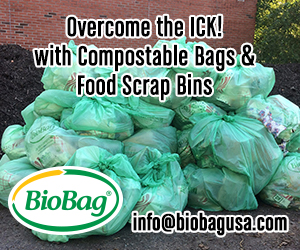 BioBag - Overcome the Ick! with Compostable Bags & Food Scrap Bins - info@biobagusa.com