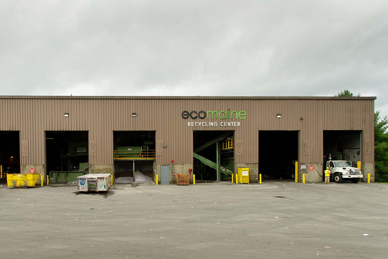 EcoMaine Recycling Center
