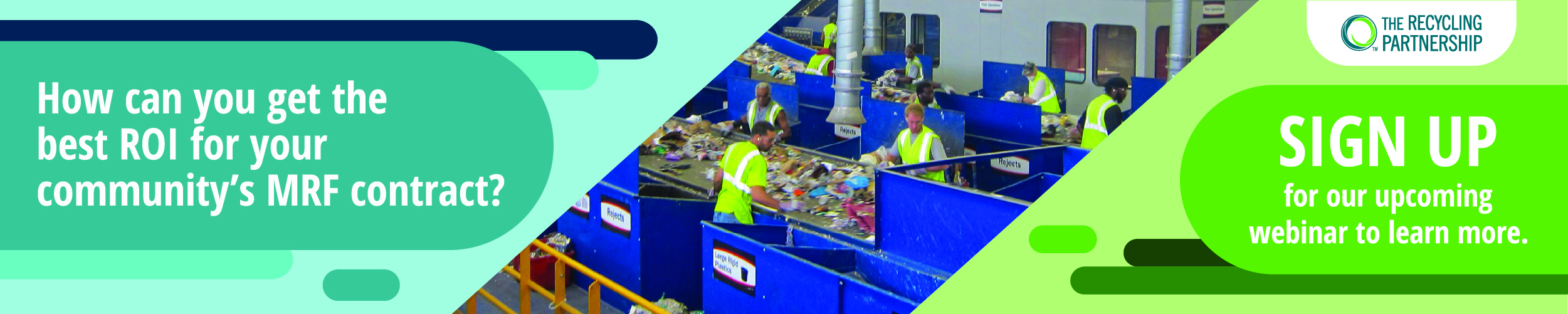 The Recycling Partnership - MRF Contracts