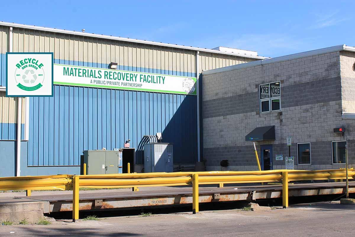 Recycle Ann Arbor MRF