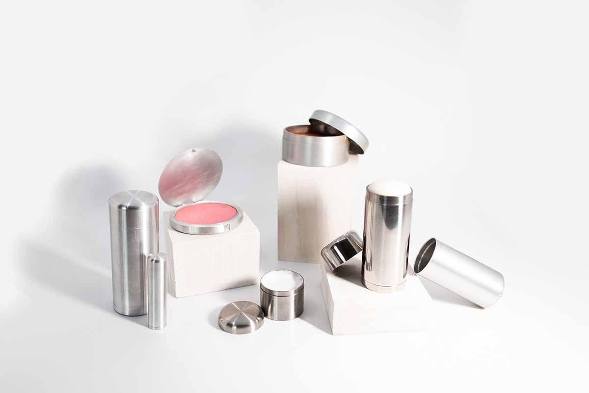 Various samples of Vertiy's packaging.