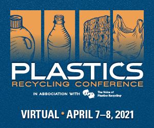 Plastics Recycling Conference - Virtual - April 7-8, 2021
