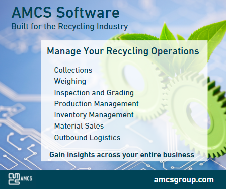 AMCS Recycling Software