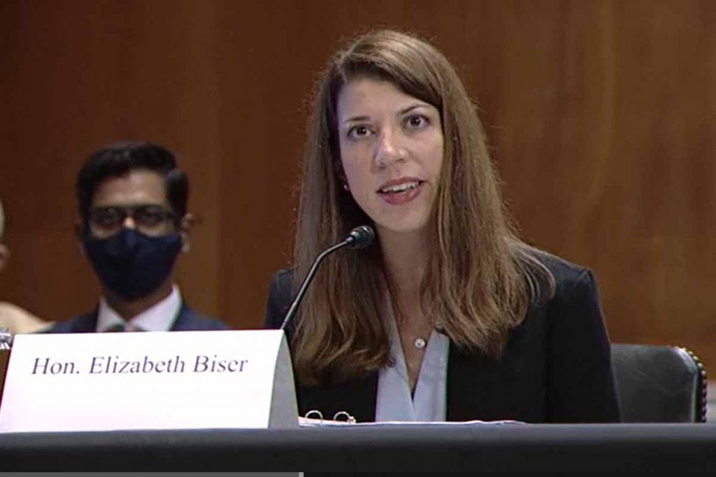 Elizabeth Biser, of the North Carolina Department of Environmental Quality