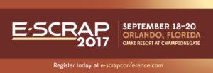 E-Scrap 2017