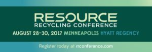 Resource Recycling Conference