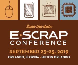 2019 E-Scrap Conference